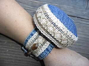 Если джинсы стали малы, велики, не нужны.... | Ярмарка Мастеров - ручная работа, handmade
