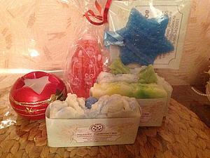Рождественская конфетка | Ярмарка Мастеров - ручная работа, handmade
