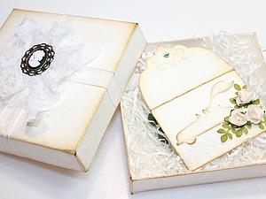 Как сделать коробочку из бумаги при помощи биговальной доски. Ярмарка Мастеров - ручная работа, handmade.