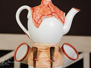 Попьем чайку, или Классика преображения. Ярмарка Мастеров - ручная работа, handmade.