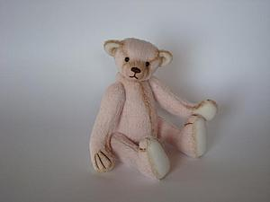 Приглашаю на мк. Классический мишка Тедди | Ярмарка Мастеров - ручная работа, handmade