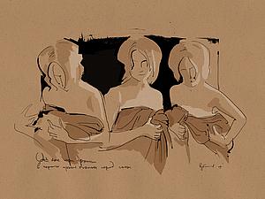 Страстные картинки Алексея  Курбатова | Ярмарка Мастеров - ручная работа, handmade