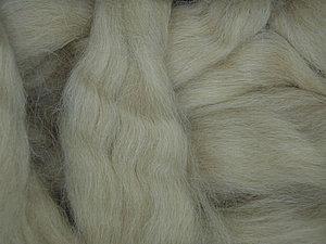 Поступление высококачественной шерсти для валяния, прядения цвет бежевый | Ярмарка Мастеров - ручная работа, handmade