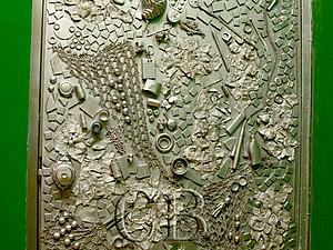Как необычно задекорировать дверь «на память». Ярмарка Мастеров - ручная работа, handmade.