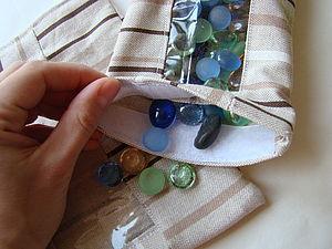 Современный мешочек для крупы | Ярмарка Мастеров - ручная работа, handmade