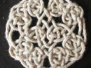 Как сплести кельтский узел. Ярмарка Мастеров - ручная работа, handmade.
