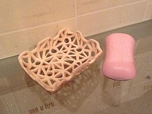 Кто хочет сделать мыльницу? Из природной белой глины | Ярмарка Мастеров - ручная работа, handmade