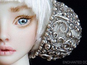 Фарфоровые куклы для взрослых | Ярмарка Мастеров - ручная работа, handmade