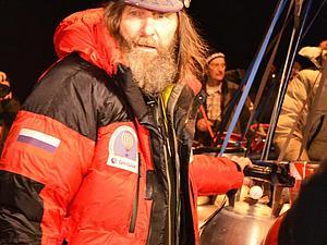Федор Конюхов устанавливает новый рекорд в Костроме | Ярмарка Мастеров - ручная работа, handmade