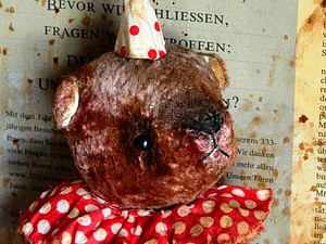 МК тортюрный мишка Teddy   Ярмарка Мастеров - ручная работа, handmade