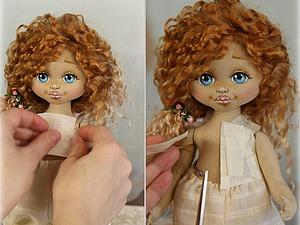 Делаем выкройку лифа для куклы. Ярмарка Мастеров - ручная работа, handmade.