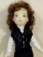 Новое направление - куколки из фетра!   Ярмарка Мастеров - ручная работа, handmade