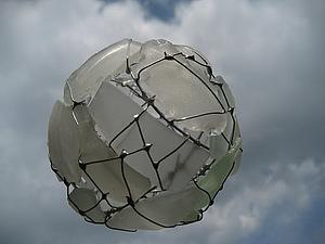 Шедевры из морского битого стекла от Дэвид ван Дюрен (David B.G. Van Duren) | Ярмарка Мастеров - ручная работа, handmade