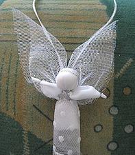 Создаем куклу «Рождественский ангелочек». Ярмарка Мастеров - ручная работа, handmade.