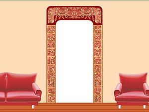 Интерьерные панели на стену. Наличники на проем дверей. | Ярмарка Мастеров - ручная работа, handmade