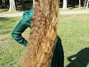 Ода длинным волосам :) | Ярмарка Мастеров - ручная работа, handmade
