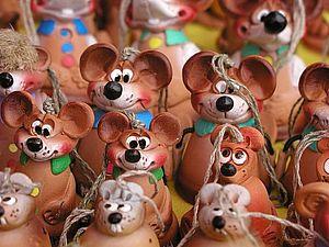 Мышкин день :) | Ярмарка Мастеров - ручная работа, handmade