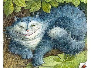Акварели Елены Базановой иллюстрации к