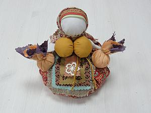 Мастер-класс по созданию народной обережной куклы Травницы | Ярмарка Мастеров - ручная работа, handmade