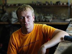 Как Егор Сайкин валенок катал. | Ярмарка Мастеров - ручная работа, handmade