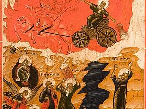 Что нужно знать об Илье Пророке | Ярмарка Мастеров - ручная работа, handmade