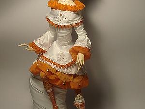 Изготовление рук куклы из паперклея на каркасе | Ярмарка Мастеров - ручная работа, handmade