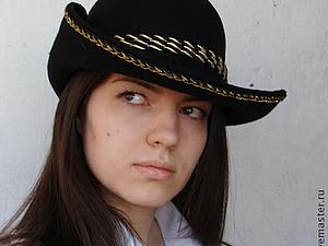 Любая шляпа 1400 рублей | Ярмарка Мастеров - ручная работа, handmade