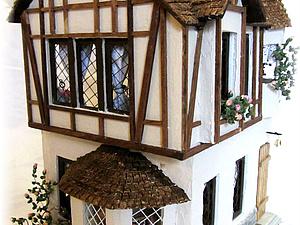 Сказочный кукольный домик | Ярмарка Мастеров - ручная работа, handmade