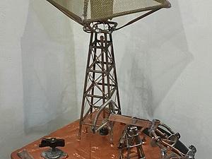 Создаем настольную лампу нефтянника. Ярмарка Мастеров - ручная работа, handmade.