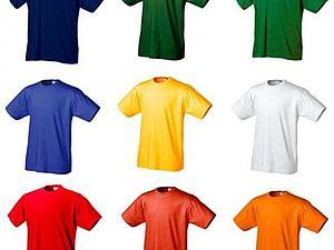 Размеры футболок. | Ярмарка Мастеров - ручная работа, handmade