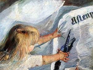 Ода Крог &#8212&#x3B; принцесса норвежской богемы. Ярмарка Мастеров - ручная работа, handmade.