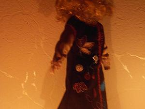 "Пальто для куклы ""Октябрь и Ноябрь"". Ярмарка Мастеров - ручная работа, handmade."