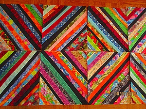 Удовольствие от шитья из полос. Ярмарка Мастеров - ручная работа, handmade.