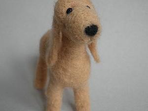 Первая войлочная игрушка моей дочери! | Ярмарка Мастеров - ручная работа, handmade