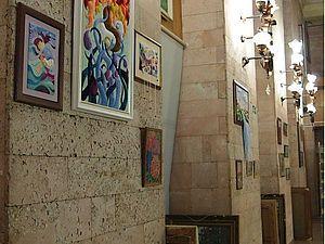 Семейная выставка картин