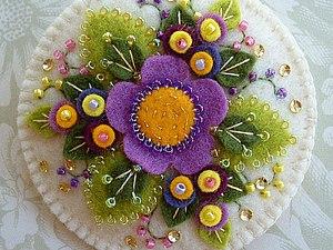 �������� ������������� �� ����� �� Paulette Racanelli | ������� �������� - ������ ������, handmade