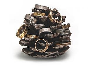 Изготовление уникального кольца из монеты | Ярмарка Мастеров - ручная работа, handmade