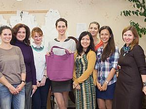 Санкт-Петербург. Мастер-класс по шитью сумки из кожи 27 и 29 января 2015 года | Ярмарка Мастеров - ручная работа, handmade
