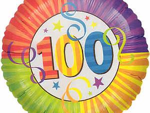 Празднуем круглую цифру - 100 подписчиков магазина! | Ярмарка Мастеров - ручная работа, handmade