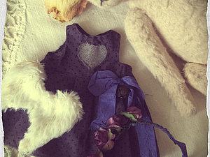 Lili - новая мишка- ангел) | Ярмарка Мастеров - ручная работа, handmade