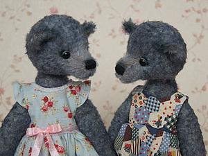 Курс «Первое знакомство с миром мишек Тедди» | Ярмарка Мастеров - ручная работа, handmade