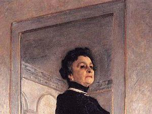 История одного портрета. Портрет М. Н. Ермоловой. Ярмарка Мастеров - ручная работа, handmade.
