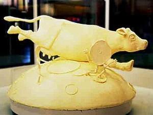 Скульптуры из сливочного масла | Ярмарка Мастеров - ручная работа, handmade