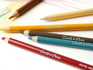 Пастельные карандаши. Часть первая: марки. Ярмарка Мастеров - ручная работа, handmade.