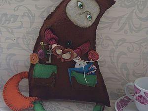 Новая сказка из фетра)   Ярмарка Мастеров - ручная работа, handmade