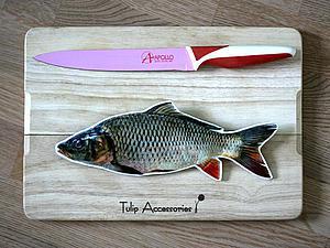 «Готовим рыбу», или Как сделать оригинальный пенал из фетра. Ярмарка Мастеров - ручная работа, handmade.