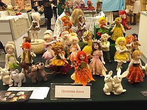 Весенний бал кукол на Тишинке | Ярмарка Мастеров - ручная работа, handmade