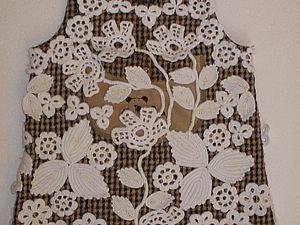 Детское платье ирландия-черновик | Ярмарка Мастеров - ручная работа, handmade