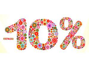10% скидка на товары для творчества | Ярмарка Мастеров - ручная работа, handmade