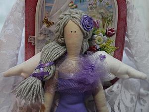 Продается Лавандовая фея со скидкой | Ярмарка Мастеров - ручная работа, handmade